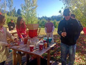 Apple Picking & Cider Pressing