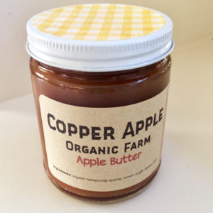 Small Batch Apple Butter, Syrup & Dried Apples Now Available